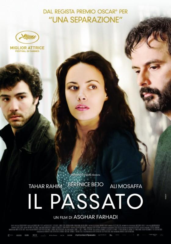 Il Passato La Locandina Italiana Del Film 290422