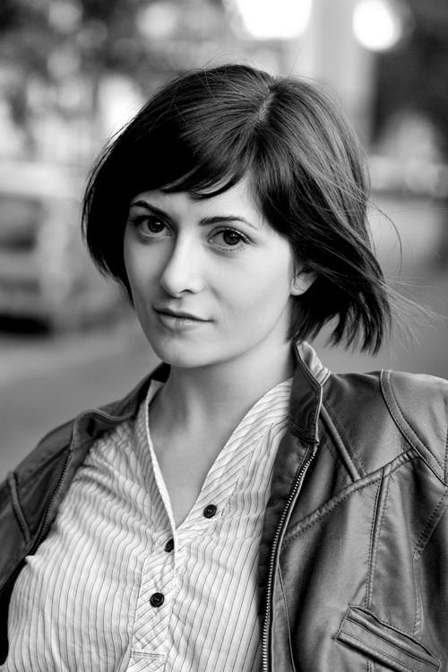 L Attrice Virginia Gherardini 290213