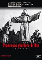 La Copertina Di Francesco Giullare Di Dio Dvd 290219