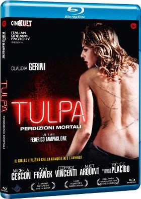 La Copertina Di Tulpa Blu Ray 290210