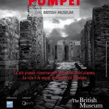 Pompei: la locandina del film