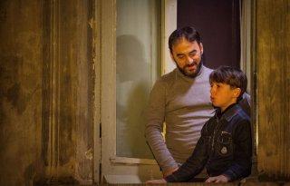 Salvatore Striano e Emanuele Abbate in Take Five di Guido Lombardi