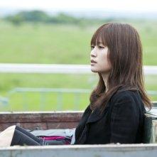 Seventh Code: Atsuko Maeda in una scena