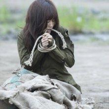 Seventh Code: Atsuko Maeda in una scena del film