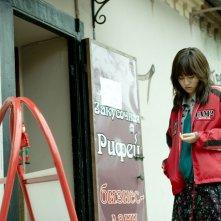 Seventh Code: Atsuko Maeda in una scena dell'horror