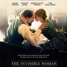 The Invisible Woman: la locandina del film