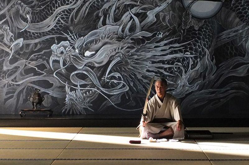 The Mole Song Koichi Iwaki In Una Scena Del Film Di Takashi Miike 290318