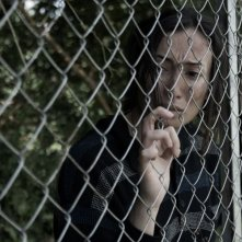 Border: Dana Keilani in una struggente scena del film