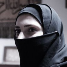 Border: Sara El Debuch in una scena del film