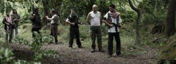 Border: una scena di gruppo tratta dal film ambientato in Siria