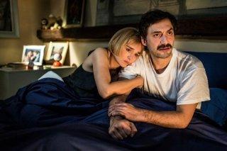 Come il vento: Valeria Golino con Filippo Timi in una scena del film