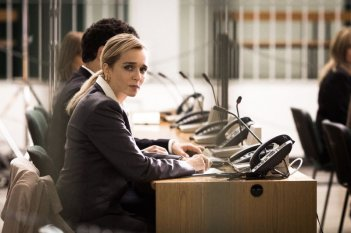 Come il vento: Valeria Golino in un'immagine del film