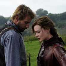 Via dalla pazza folla: Carey Mulligan in una scena con Matthias Schoenaerts