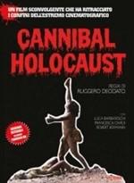 La Copertina Di Cannibal Holocaust Dvd 290435