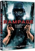 La Copertina Di Rampage Dvd 290445