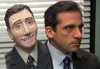 The Office: Steve Carell nell'episodio di Halloween Decisione difficile