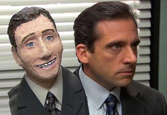 The Office: Steve Carell nell'episodio di Halloween Decisione difficile