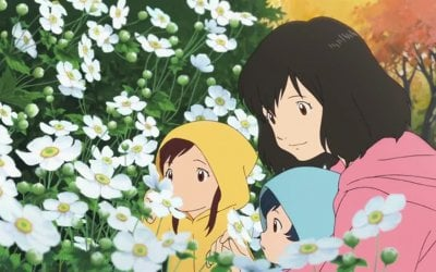 Trailer Italiano - Wolf Children