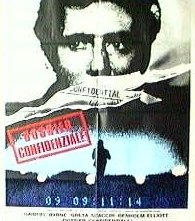 Dossier confidenziale: la locandina del film