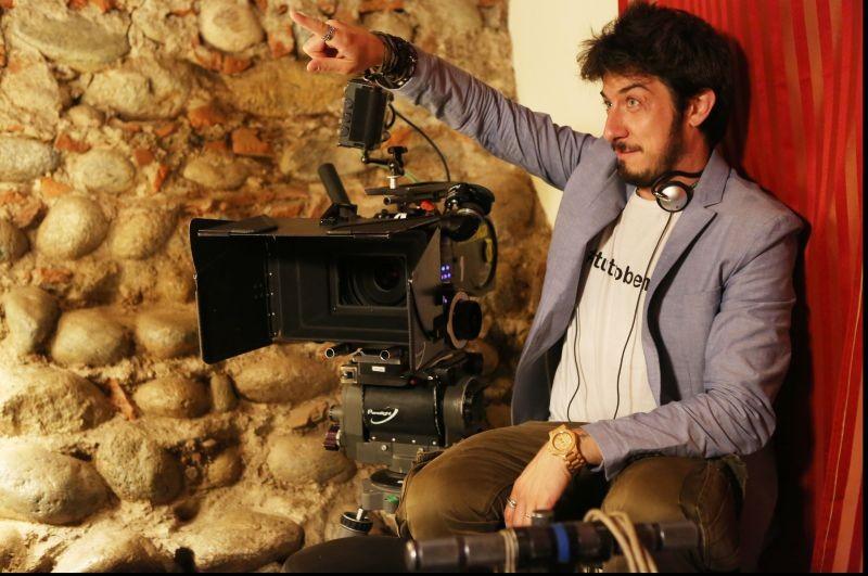 Fuga Di Cervelli Il Regista Paolo Ruffini Sul Set Del Film 290664