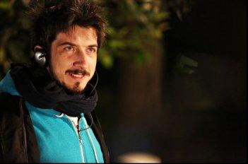 Fuga di cervelli: Paolo Ruffini sul set del film