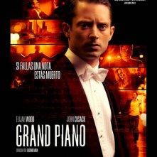 Grand Piano: una locandina spagnola del film