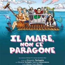 Il mare non c'è paragone: la locandina del film