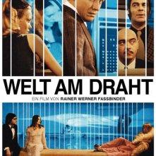 Il mondo sul filo: la locandina del film