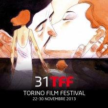 Torino Film Festival 2013: il poster orizzontale
