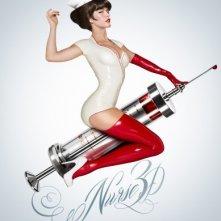 Un nuovo stilizzato poster di The Nurse 3D