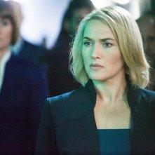 Divergent: un primo piano di Kate Winslet