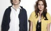 Kristen Stewart e Jesse Eisenberg in American Ultra