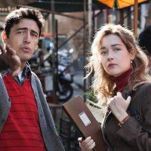 La mafia uccide solo d'estate: Pif e Cristiana Capotondi sul set del film