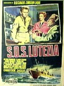 S O S Lutezia La Locandina Del Film 290802