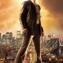The Anchorman 2: il character poster di Paul Rudd