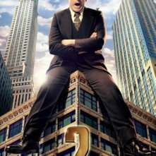The Anchorman 2: il character poster di Steve Carell
