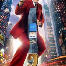 The Anchorman 2: il character poster di Will Ferrell