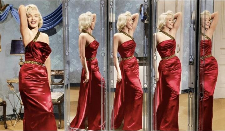Una Splendida Marilyn Monroe In Come Sposare Un Milionario 290755