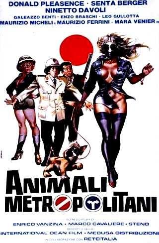 Animali Metropolitani La Locandina Del Film 291048