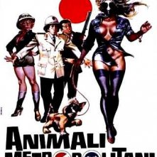 Animali metropolitani: la locandina del film