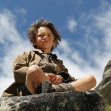 Belle & Sebastien: il piccolo Felix Bossuet è Sébastien in una scena del film
