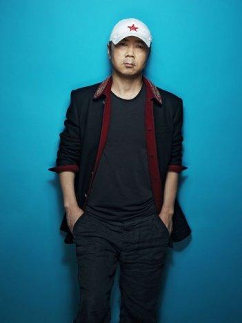 Blue Sky Bones: il regista Cui Jian in un'immagine promozionale