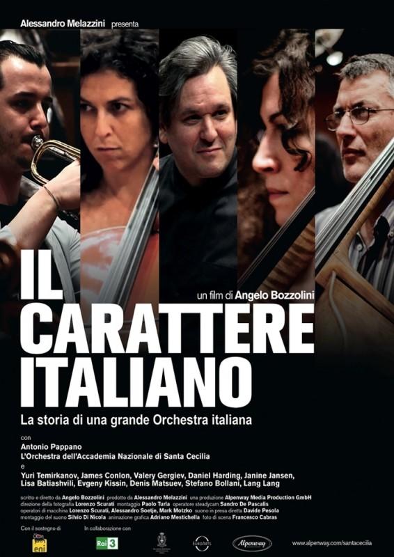 Il Carattere Italiano La Locandina 291113