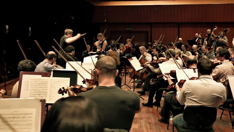 Il Carattere Italiano Una Scena Tratta Dal Documentario Sull Orchestra Nazionale Di Santa Cecilia 291116