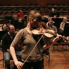Il carattere italiano: una scena tratta dal documentario sulla storia dell'Orchestra di Santa Cecilia