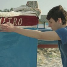 Il Sud è niente: Miriam Karlkvist in un'immagine del film è Grazia