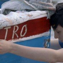 Il Sud è niente: Miriam Karlkvist in un momento del film