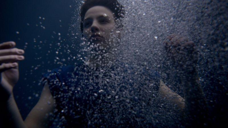 Il Sud E Niente Miriam Karlkvist In Una Scena Subacquea Del Film 291160