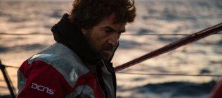 In solitario: François Cluzet in una scena tratta dal film