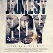 Jamesy Boy: la locandina del film